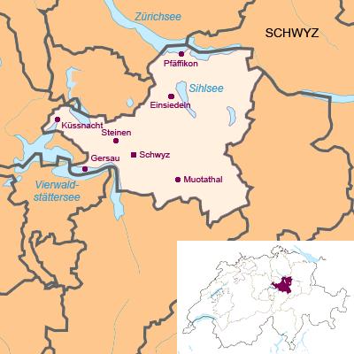 Kanton Schwyz (SZ)