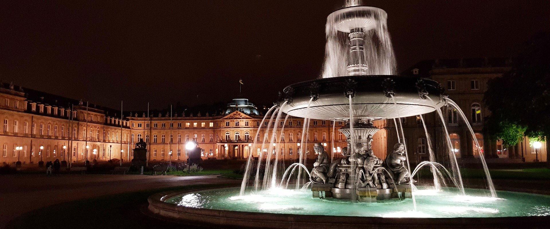 Stuttgart - Schloss