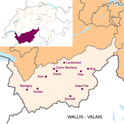 Wallis-Valais