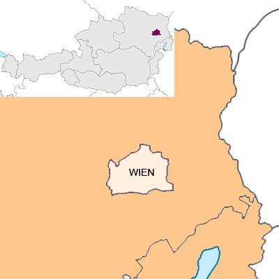 Bundesland Wien Österreich