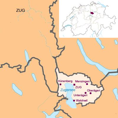 Kanton Zug (ZG)